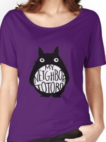 Ultimate Totoro [ Ultra HD ] Women's Relaxed Fit T-Shirt