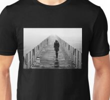 Lonely towards the unknown Unisex T-Shirt