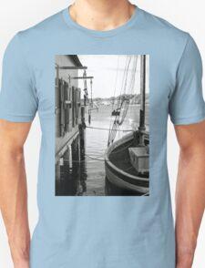 Scenic Display In B&W T-Shirt