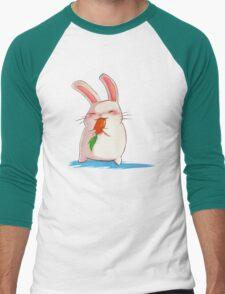 sweet carrot Men's Baseball ¾ T-Shirt