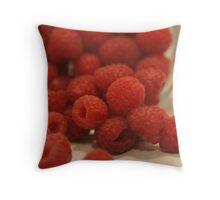 Berry Delight! Throw Pillow