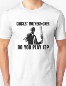 Rude Funny Cricket Shirt T-Shirt