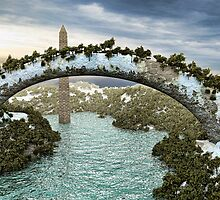Monument Arch by Keith Reesor