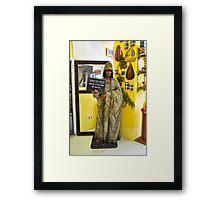 "Galería Temática ""Pequeña Historia Fueguina"" Framed Print"