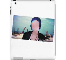 Chloe Price Cutout iPad Case/Skin