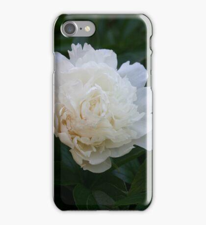 Wondrous peony iPhone Case/Skin