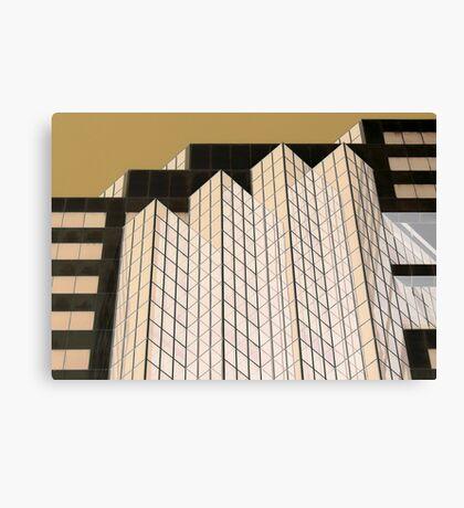 Zenith Centre Chatswood Golden Glow  Canvas Print