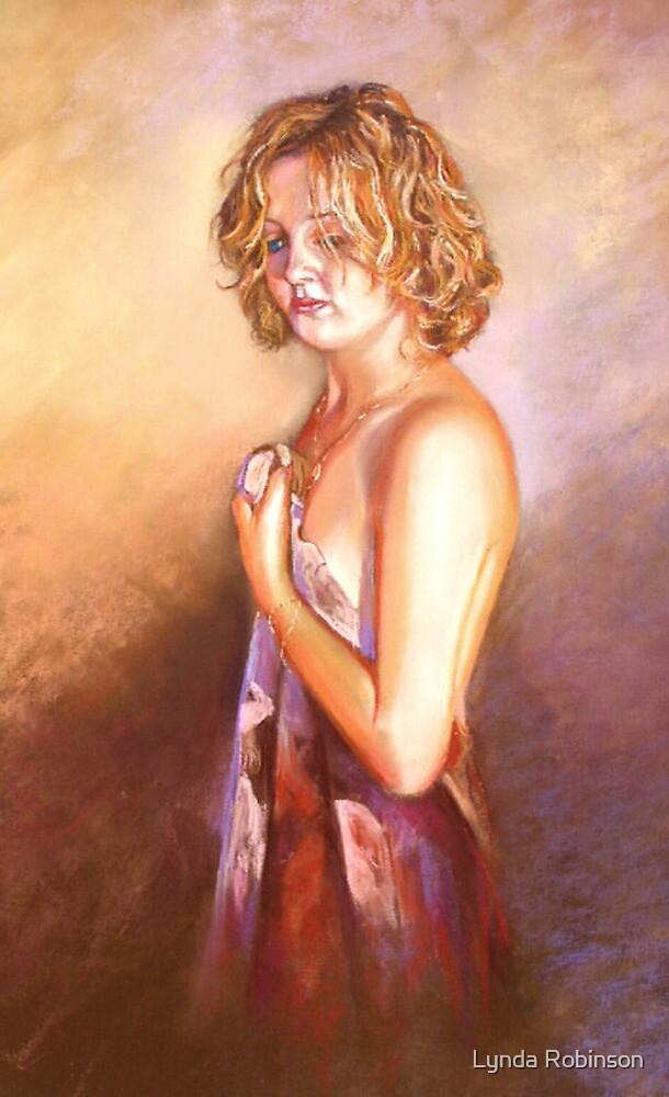 'Portrait of Jacinta' by Lynda Robinson