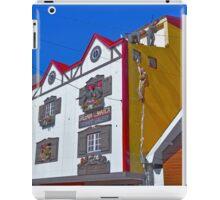 Pequeña historia fueguinea..... iPad Case/Skin