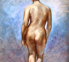 Standing Nude by Lynda Robinson