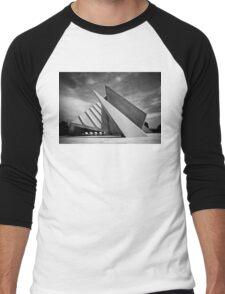 La Nef Solaire Men's Baseball ¾ T-Shirt