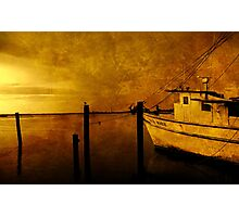 Peace in the Harbor Photographic Print