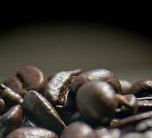 Coffee Beans Macro by hedidwhat