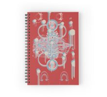Wave Link Spiral Notebook