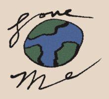 Love Earth -fuzzy by YasLalu