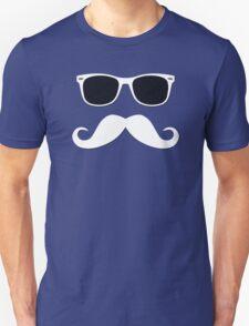Geeky Mustache T-Shirt