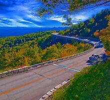 the viaduct by Alexandr Grichenko