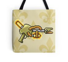 Electric Rifle Tote Bag