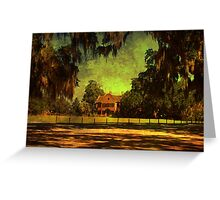 Middleton Place 2 Greeting Card