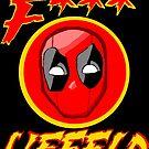 Deadpool F***s Liefeld by JoshL09