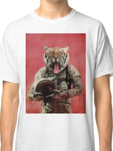 Space tiger Classic T-Shirt