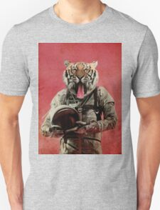 Space tiger Unisex T-Shirt