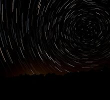 Star Trails 8 by Jay Stockhaus