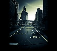 City Street by MarshalF