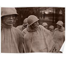 Washington D.C. - Korean War memorial Poster
