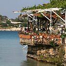dinner on the Med by DKphotoart