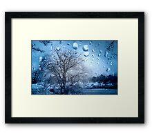 Window Scene ©  Framed Print