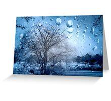 Window Scene ©  Greeting Card