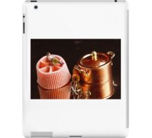No Success Without The Recipe iPad Case/Skin
