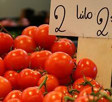 farmer's market by DKphotoart