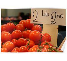 farmer's market Poster