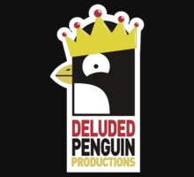 Deluded Penguin Shirt T-Shirt