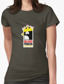 Deluded Penguin Shirt Womens Fitted T-Shirt
