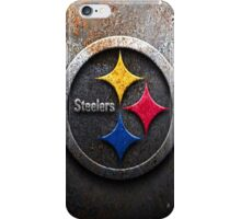 PITTSBURGH STEELERS CLASSIC LOGO iPhone Case/Skin