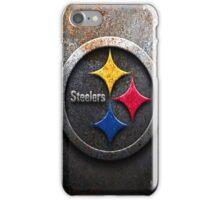 PITTSBURGH STEELERS CLASSIC LOGO iPhone Case/Skin