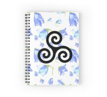 Teen Wolf - Wolfsbane Hale Spiral Notebook