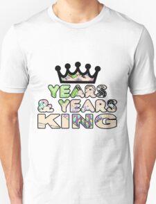 Years & Years King T-Shirt