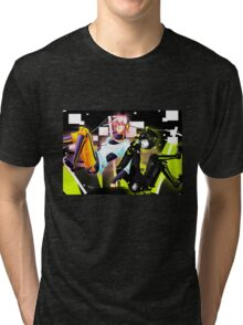 Konoha and Kuroha Tri-blend T-Shirt
