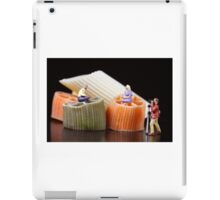 Let's Talk About Food iPad Case/Skin