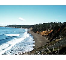 Oregon Coast View Photographic Print