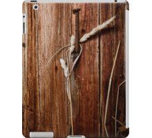 farm abstract iPad Case/Skin