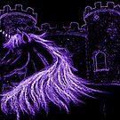 spirit purple by Dawn B Davies-McIninch