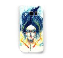 Blue moon - 13th moon Samsung Galaxy Case/Skin