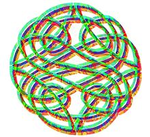 Celtic Knot 1 by indusdreaming