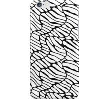 Blurryface white pattern iPhone Case/Skin