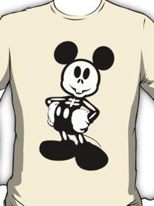 Skeleton Mouse T-Shirt